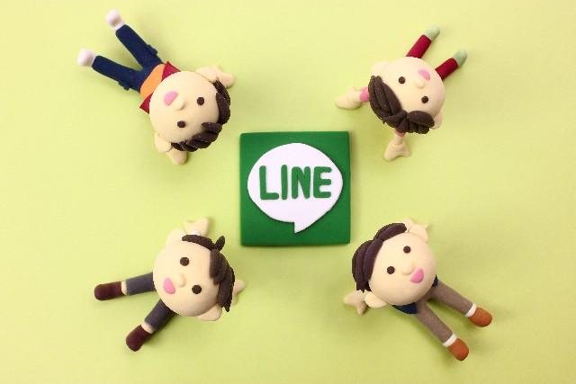 アプリ1位はLINE