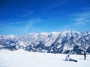 パラグライダー+スキー!!新感覚スポーツを楽しもう!!