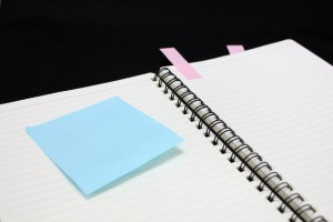 意外な付箋の使い方を提案!!新たな付箋需要の喚起へ。