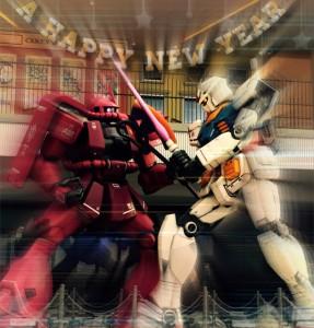 年代別にアニメ・玩具で「ガンダム」3世代攻略!!